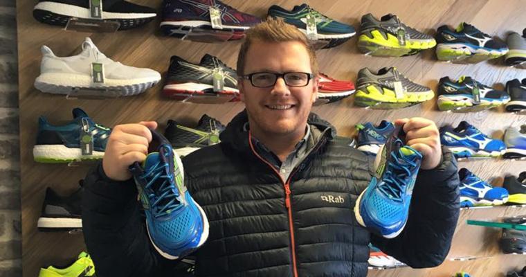Meet Clint Nykamp: Our 12 marathons runner