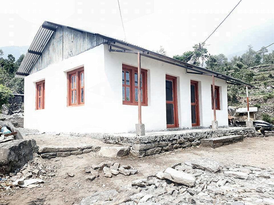 The Foundation tackles Everest Base Camp