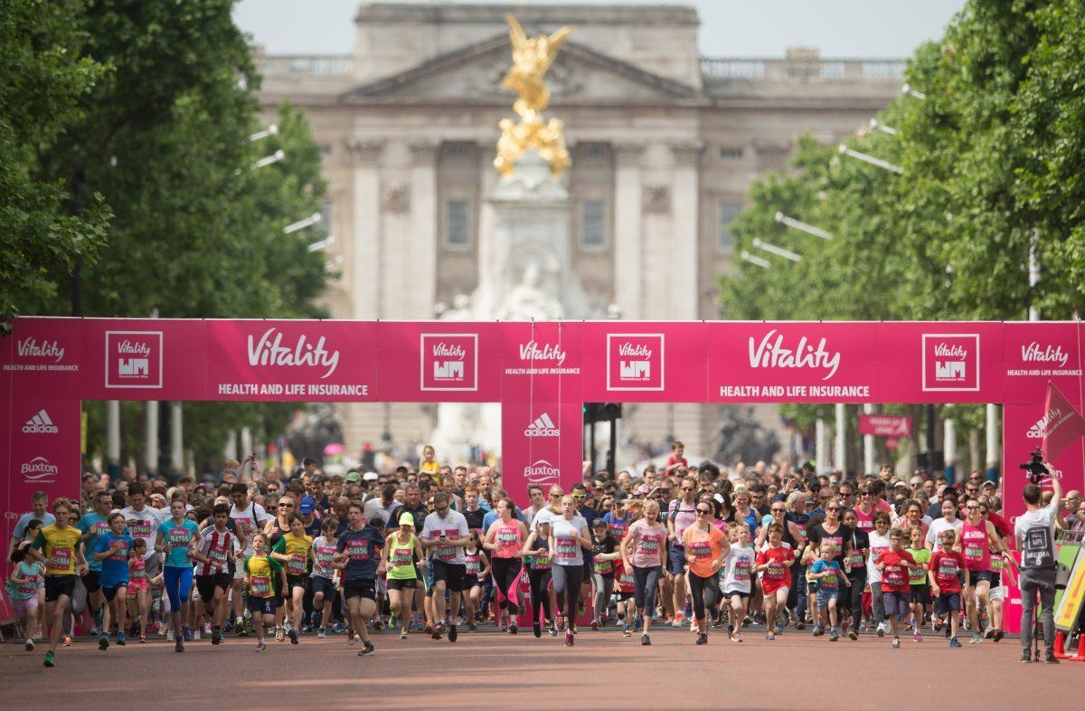 Vitality London 10,000 - Highlights