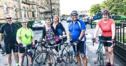 Mission Accomplished: Bury St Edmunds 200 mile charity cycle ride