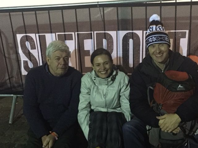 Fine & Country agents sleep rough to raise awareness of homelessness