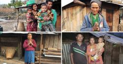 Meet the families supported by our May trek to Nepal