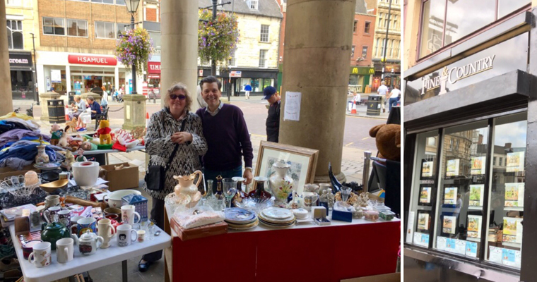 Hidden Treasures: Northampton Jumble Sale Success