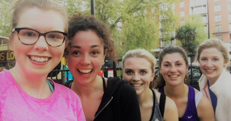 Housing for Women's Estate Agent 10k Run