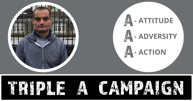 Triple A Campaign (Part 1): Meet Sean