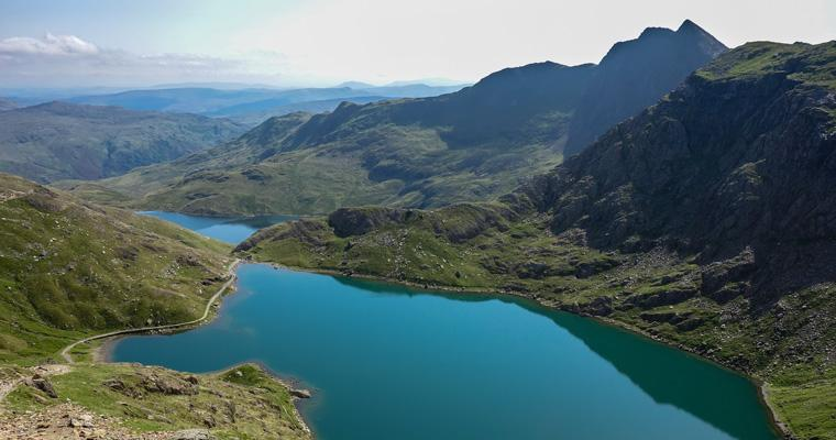 Climb every mountain: Mount Snowdon
