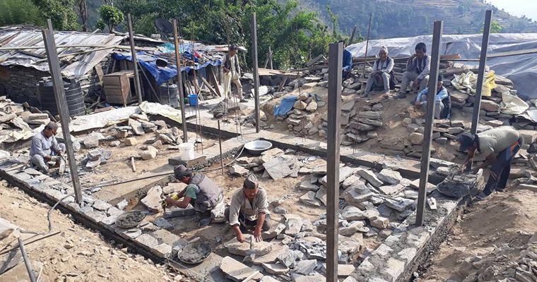 Where your donations go - Thangpalkot1, Nepal