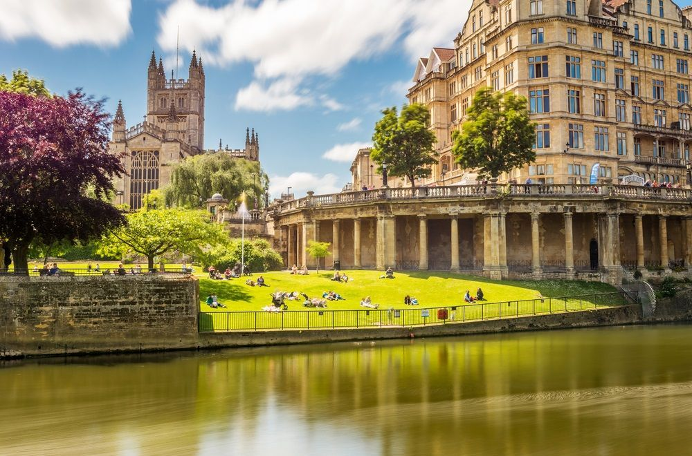 Top 20 prettiest places to live in Britain