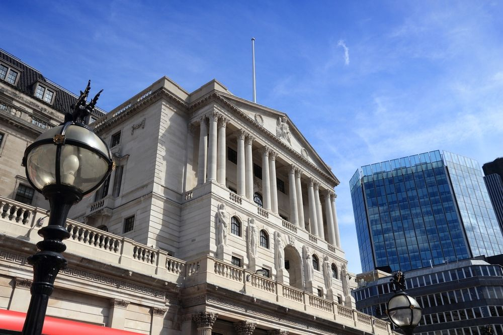 The Bank of England Holds Base Rate