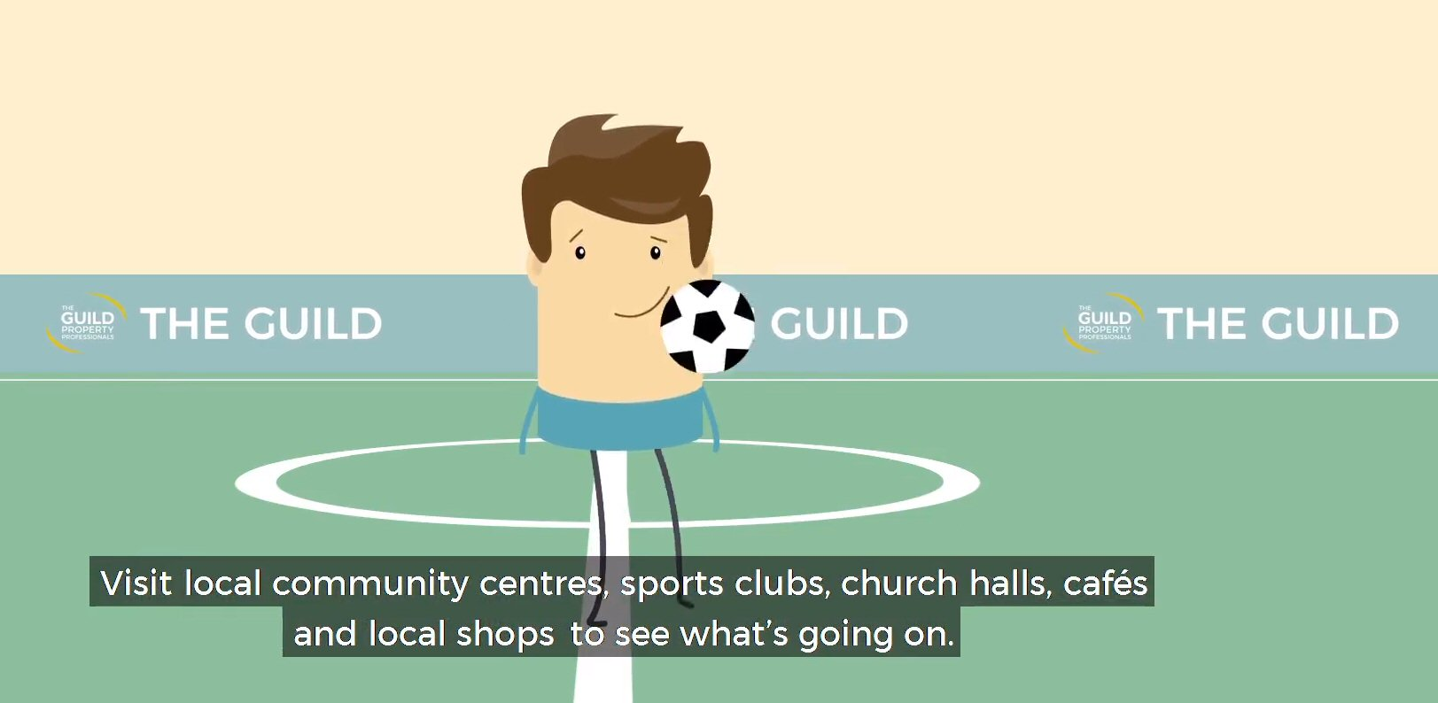VIDEO: How can you tell if an area has good community spirit?