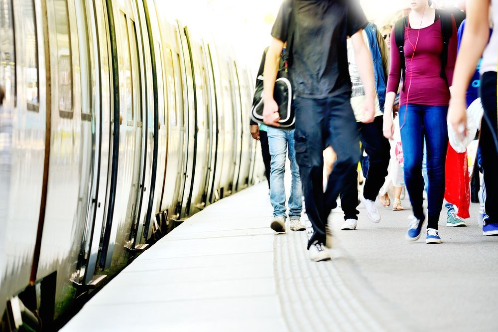 Top Ten Commuter Hotspots
