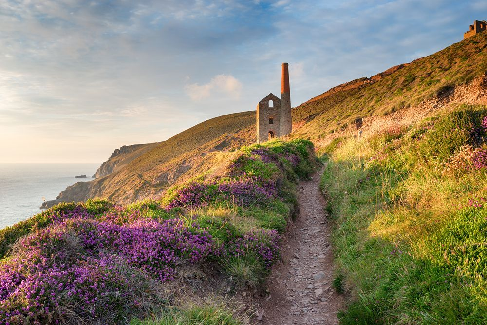 Poldark Country: Top Ten Cornish Homes