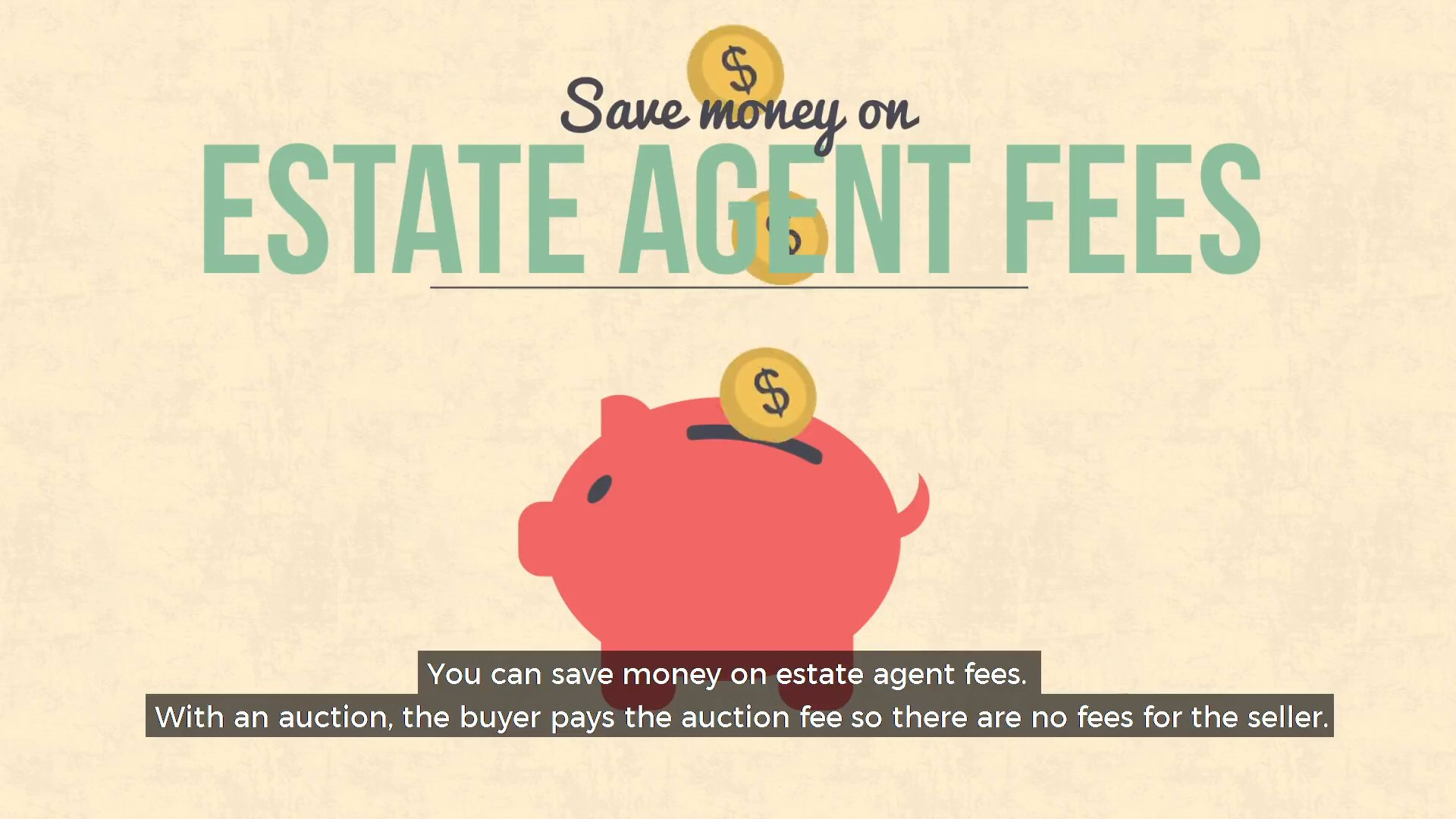 Video: Sell Your Home Through the Modern Method of Auction