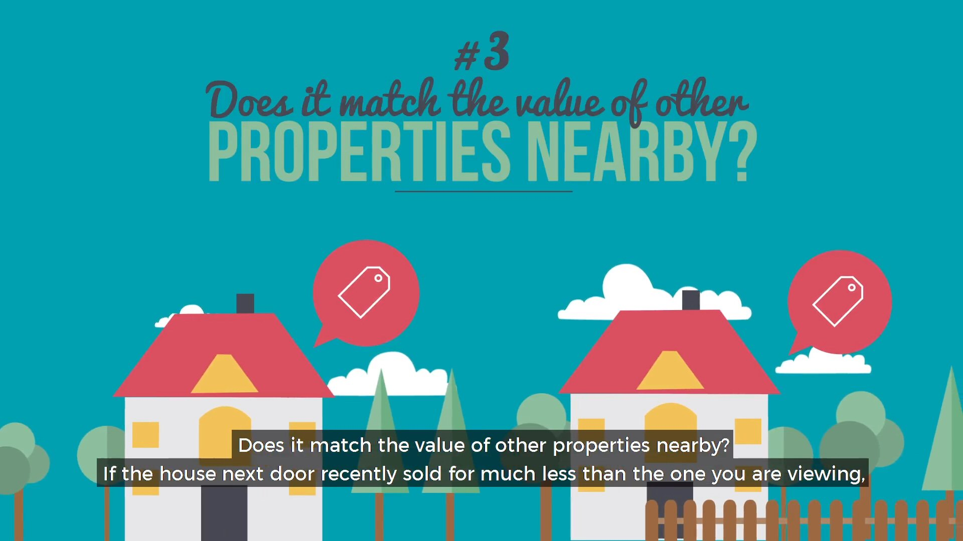 Video: How to spot an overpriced home