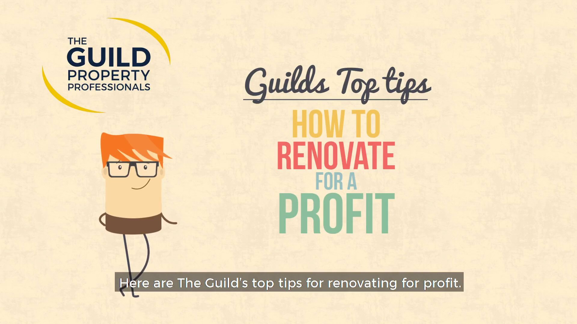 VIDEO: How to renovate a property to make money