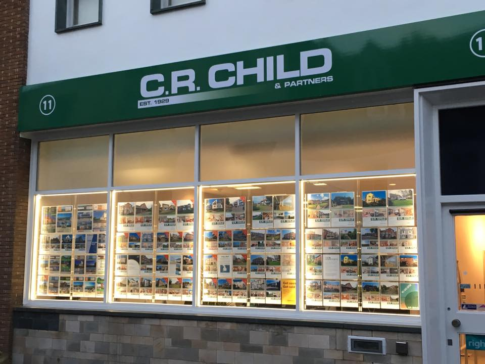 CR Child and Partners Moves to Barclays House on Hythe High Street