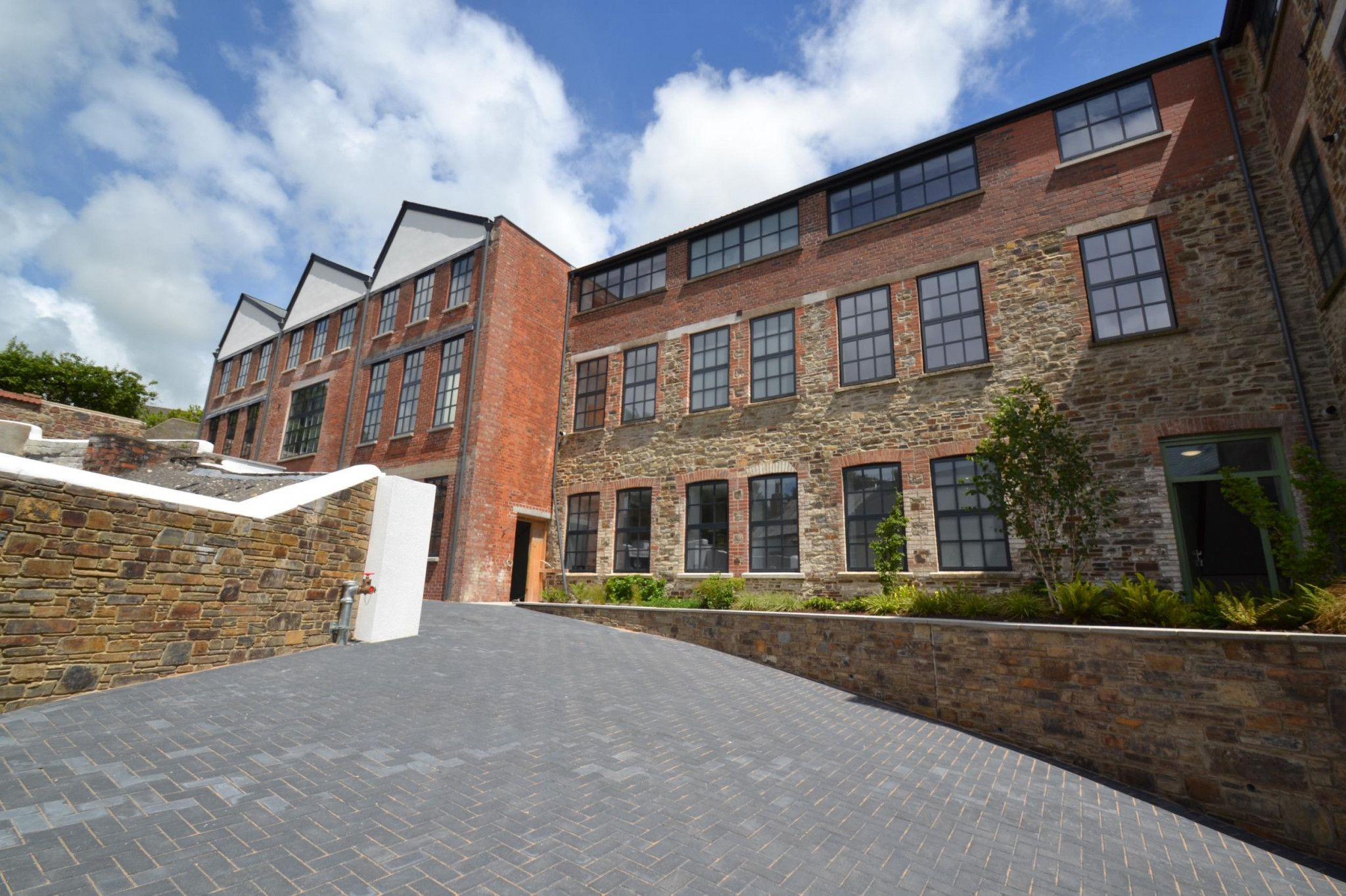 Open House  SATURDAY 29th JULY 10 am to 1pm, The old Glove Factory, Barnstaple - EX31 1QS