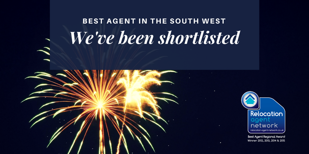 Webbers Shortlisted for 2017 Best Agent in South West Region Award