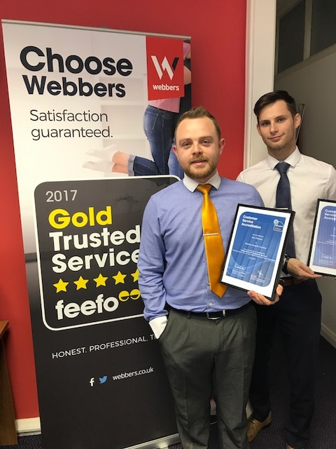 Two further Relocation Agent Specialists Join Webbers