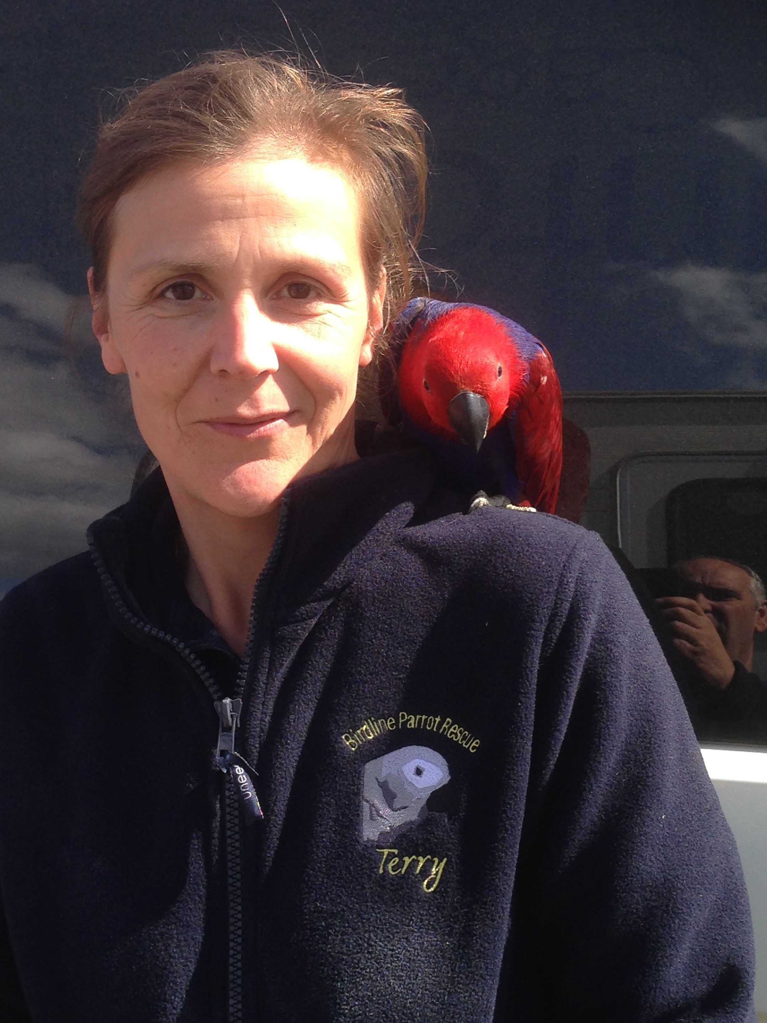 Our own Terry Aiken talks about her involvment in Birdline UK Ltd and how you can help.