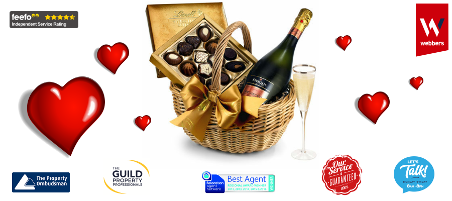 WIN a luxury Valentines Day Hamper
