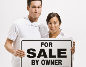 Selling: can I save money selling privately, instead of using an agent?