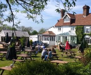 Pub walk: The Anchor, Barcombe