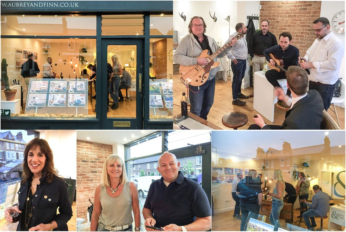 Pizza night St Albans, Estate agent open evening