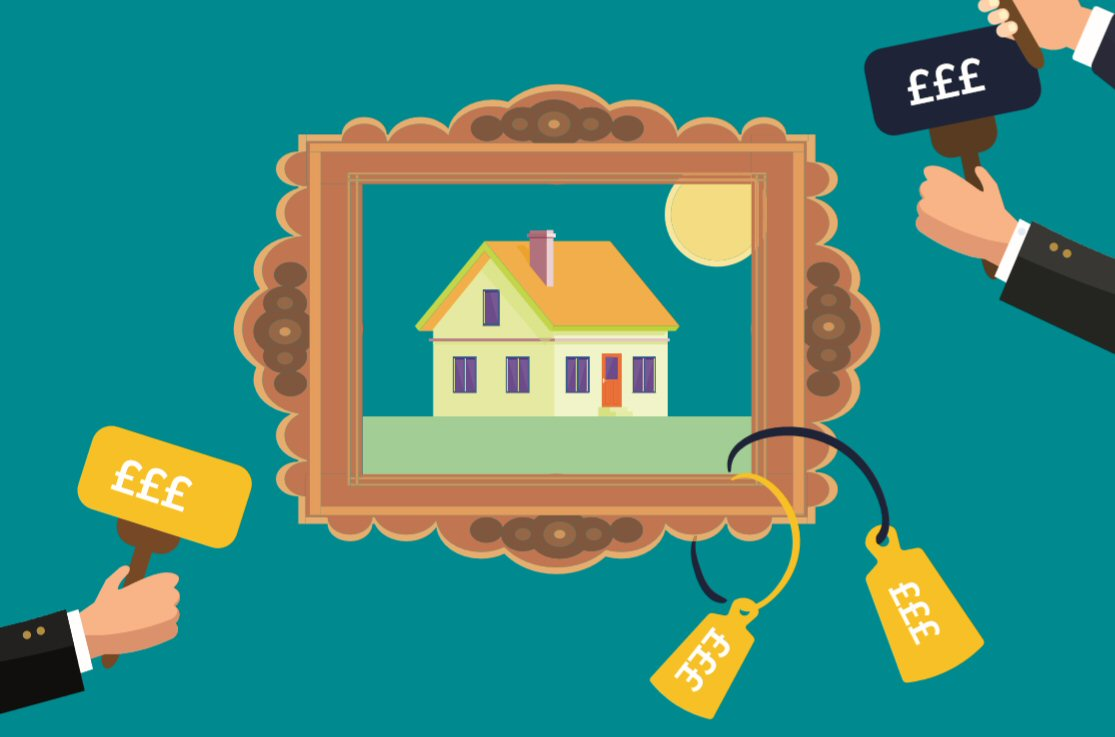 Advantages of selling property at auction - What is the modern method of auction and why is it a good way to sell your home?