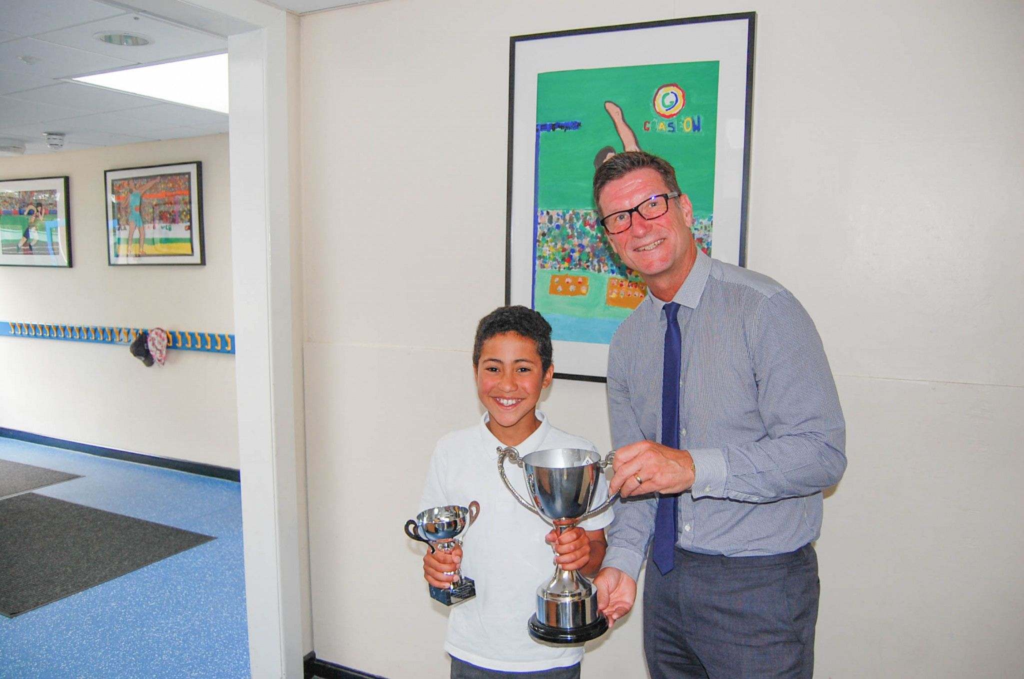 Latest R & L Sporting Achievement Award