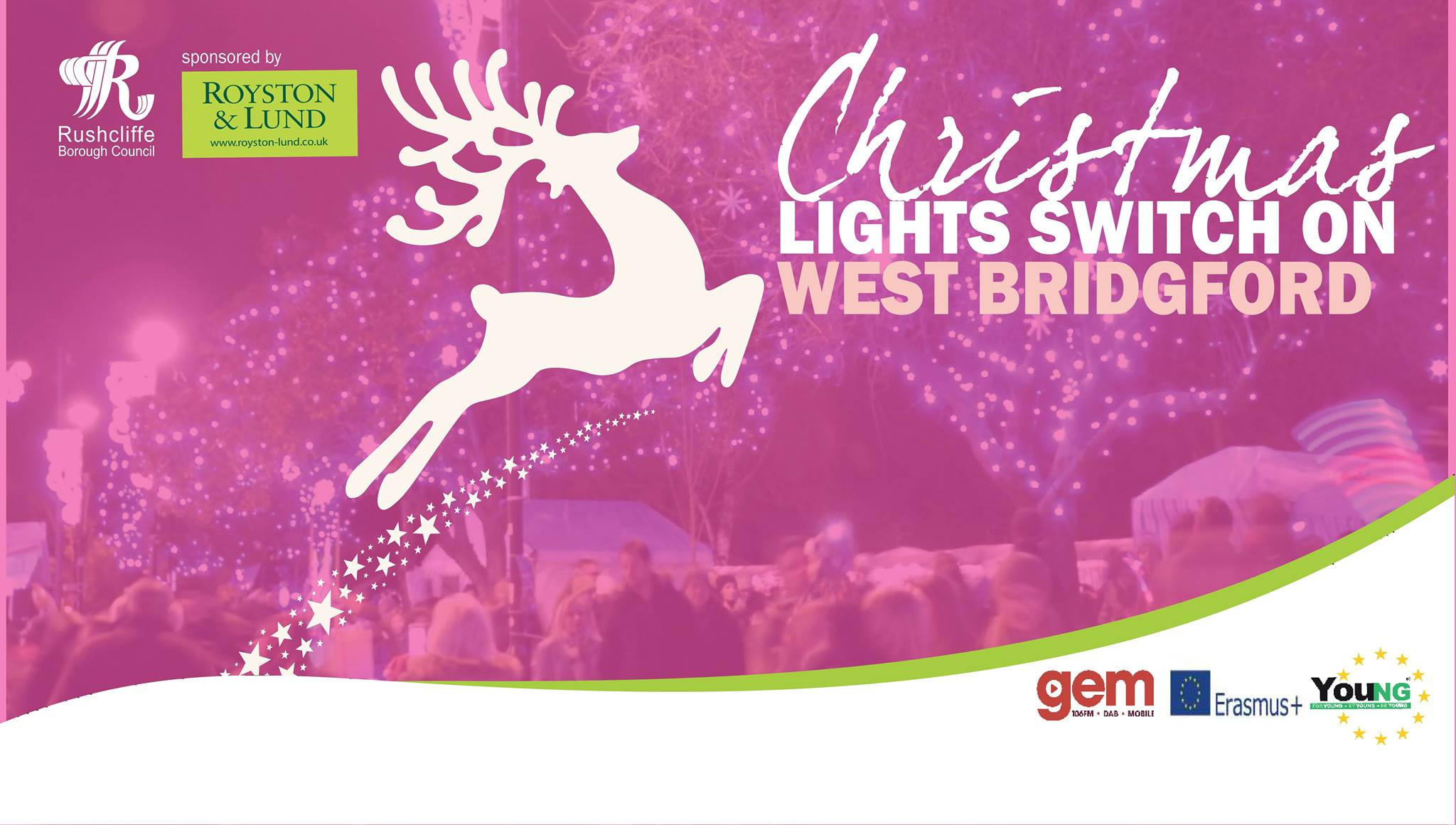 Latest Info on West Bridgford Christmas Light Switch On