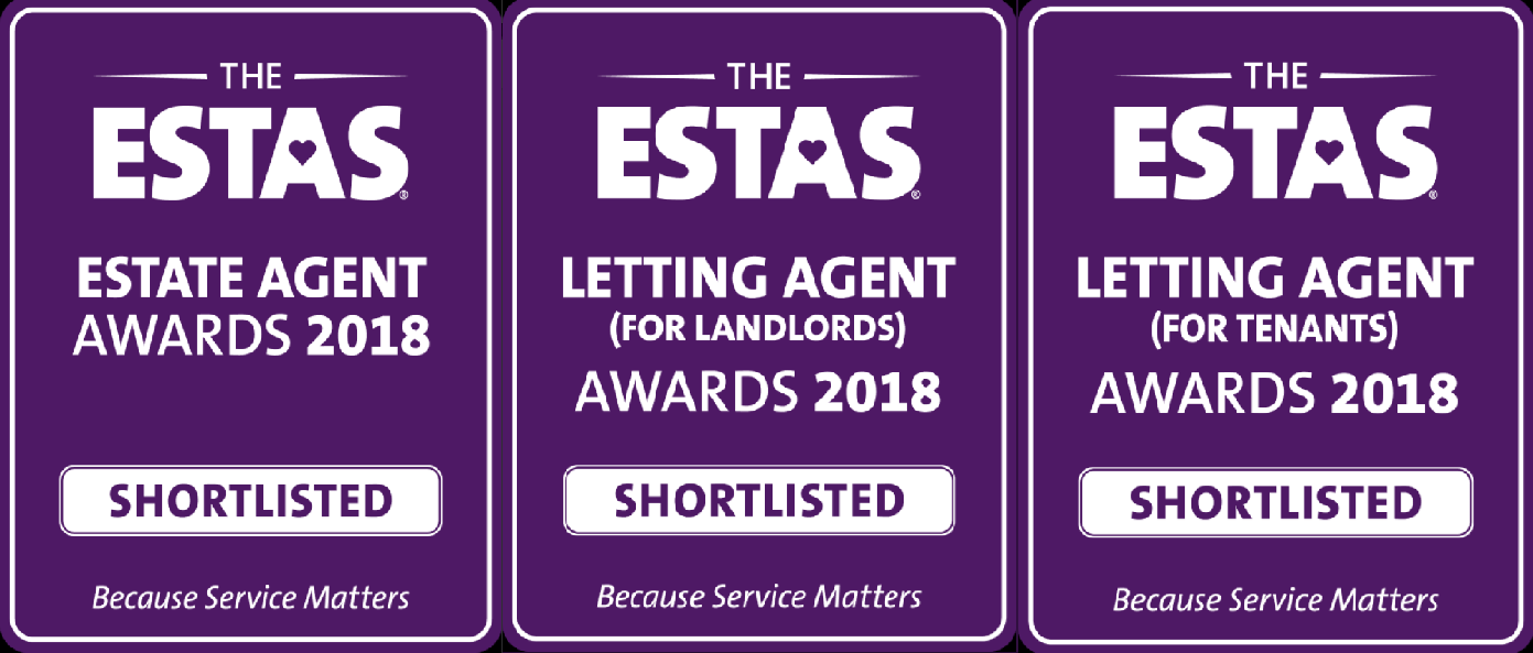 We have been Shortlisted for THREE ESTA Awards!