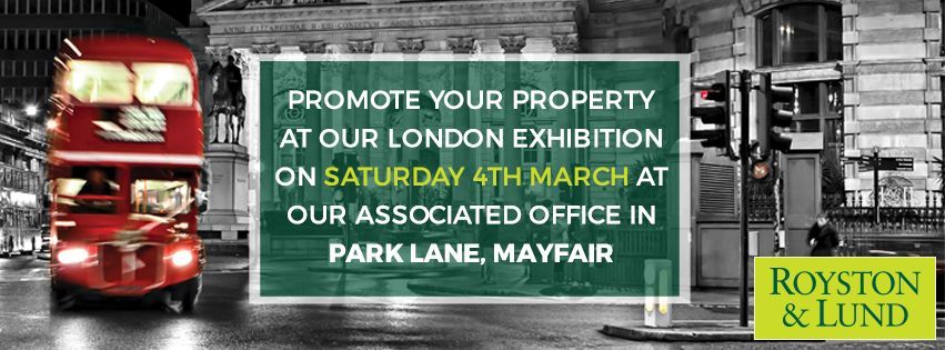 Expose your Property to the London Market