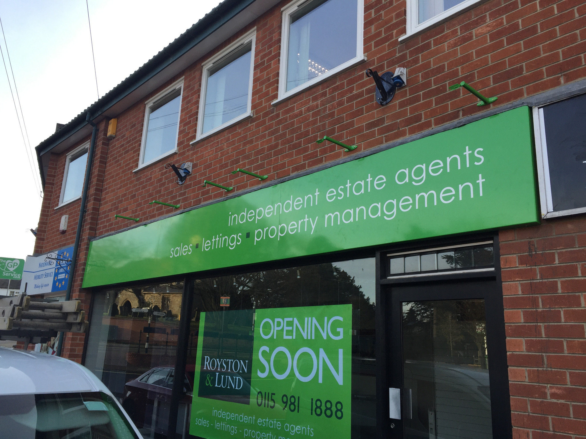 We're Opening in Keyworth!