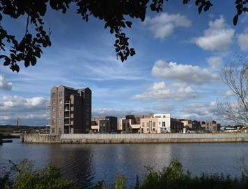 New Sales Suite and Show Apartment Opening at Trent Basin