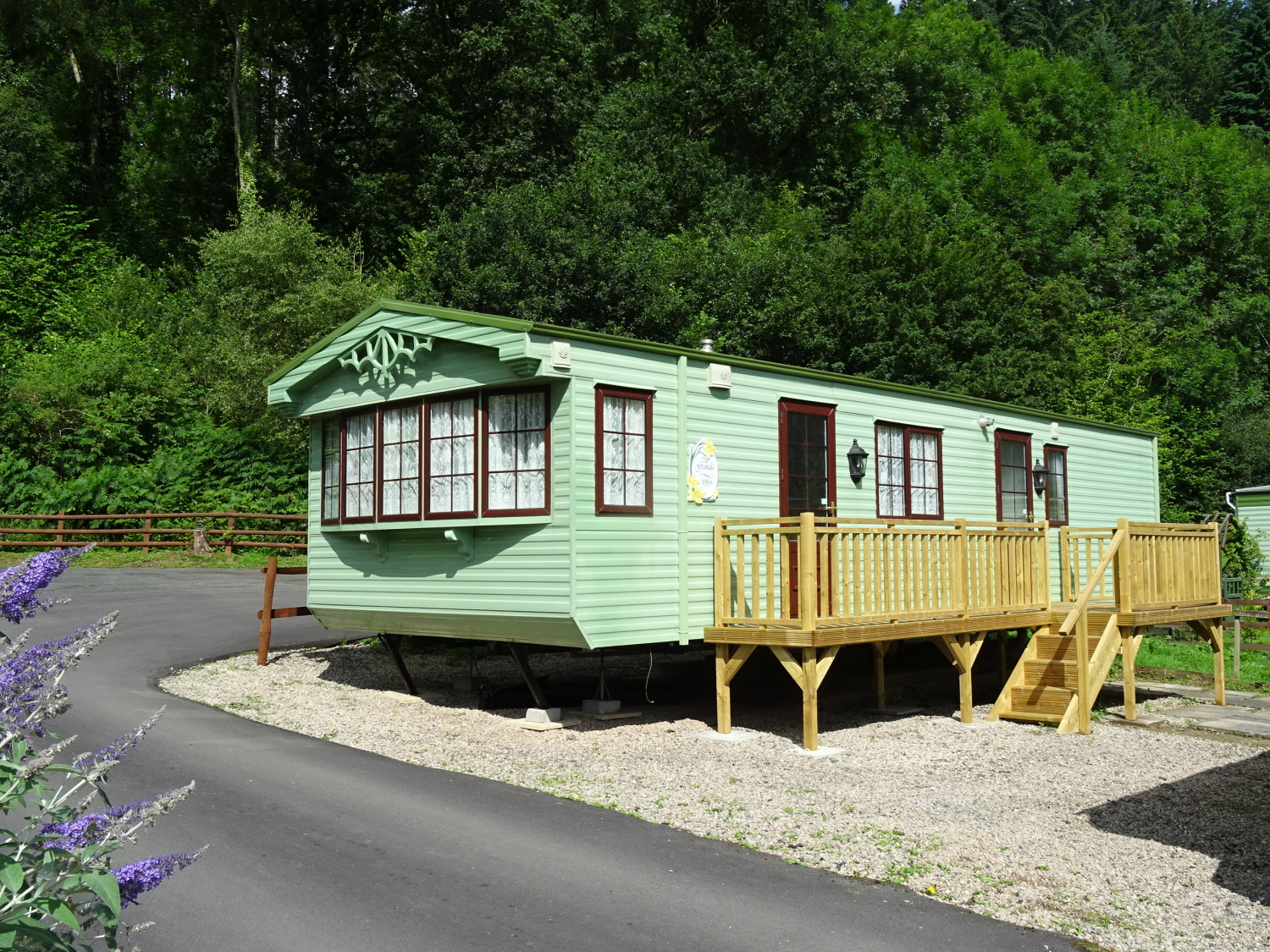 Treat yourself to a holiday home amidst the beautiful Powys hillsides and forests