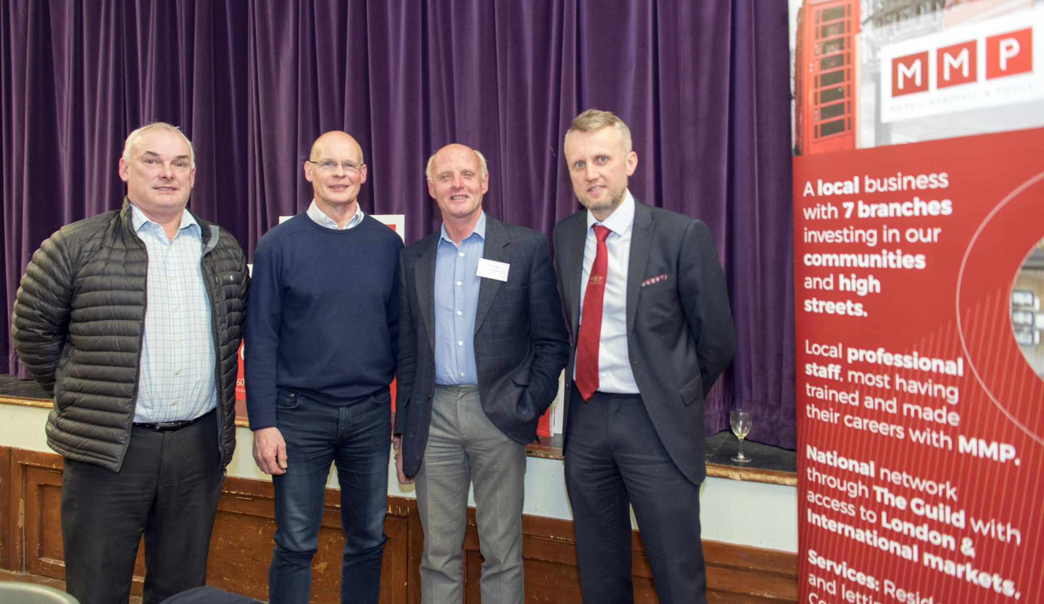 2018 Montgomeryshire Village Award launched