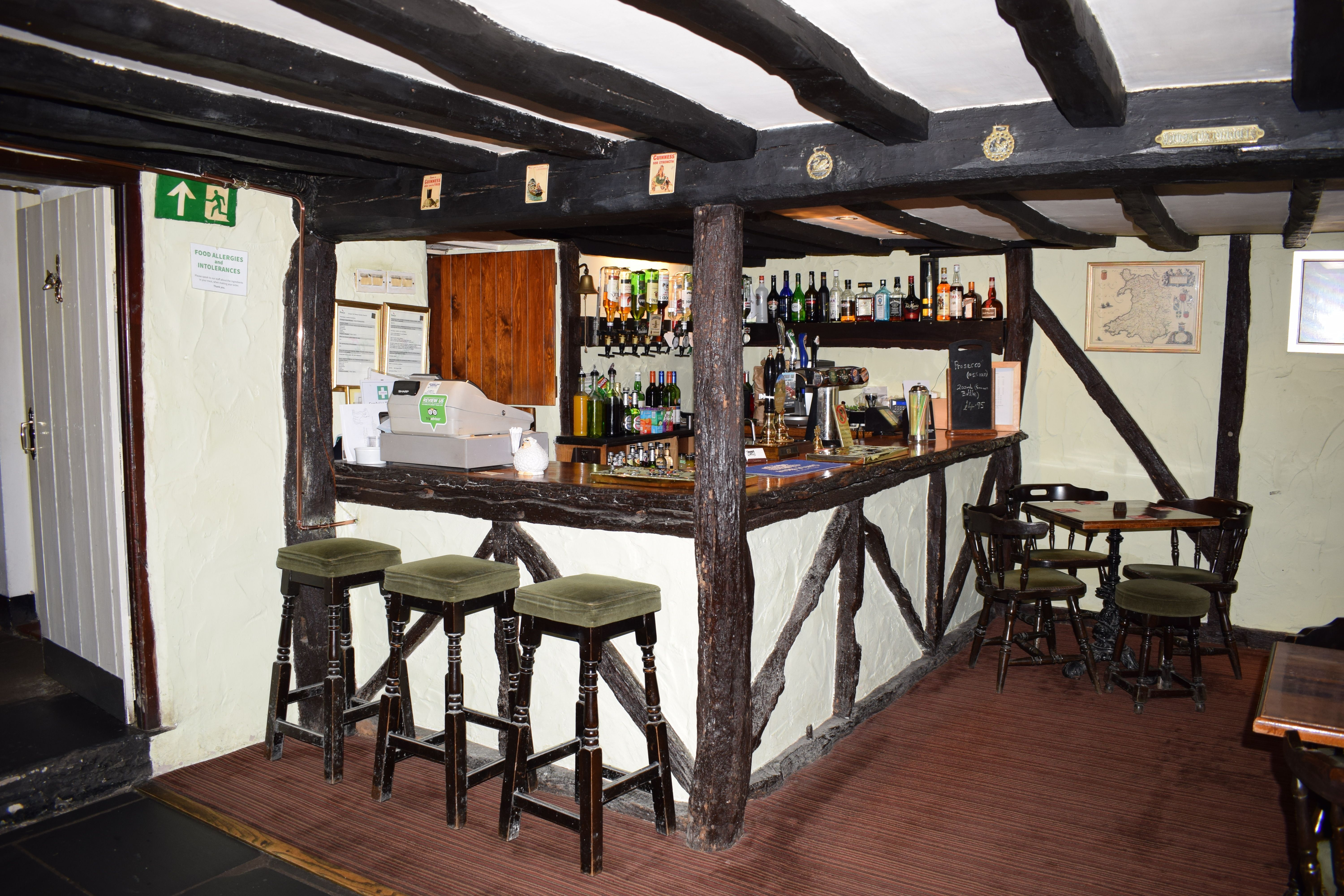 500-year-old Welsh Inn set to brew up some interest