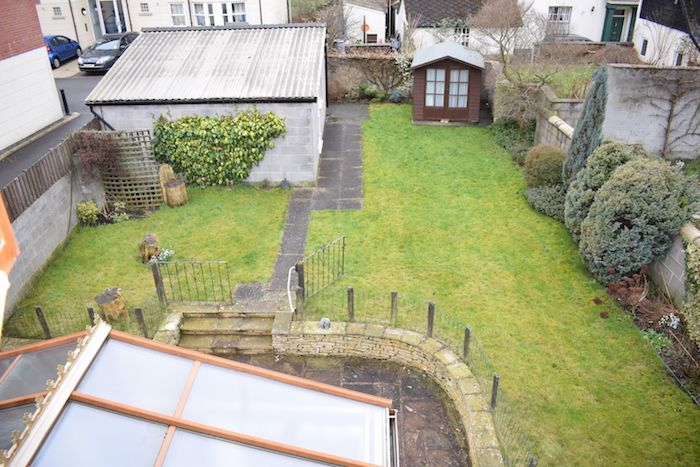 A Mid Wales town house with a lot to offer