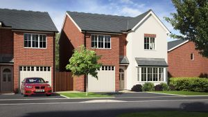 BRAND NEW FOUR BEDROOM HOMES NOW AVAILABLE FOR RESERVATION IN LLANYMYNECH