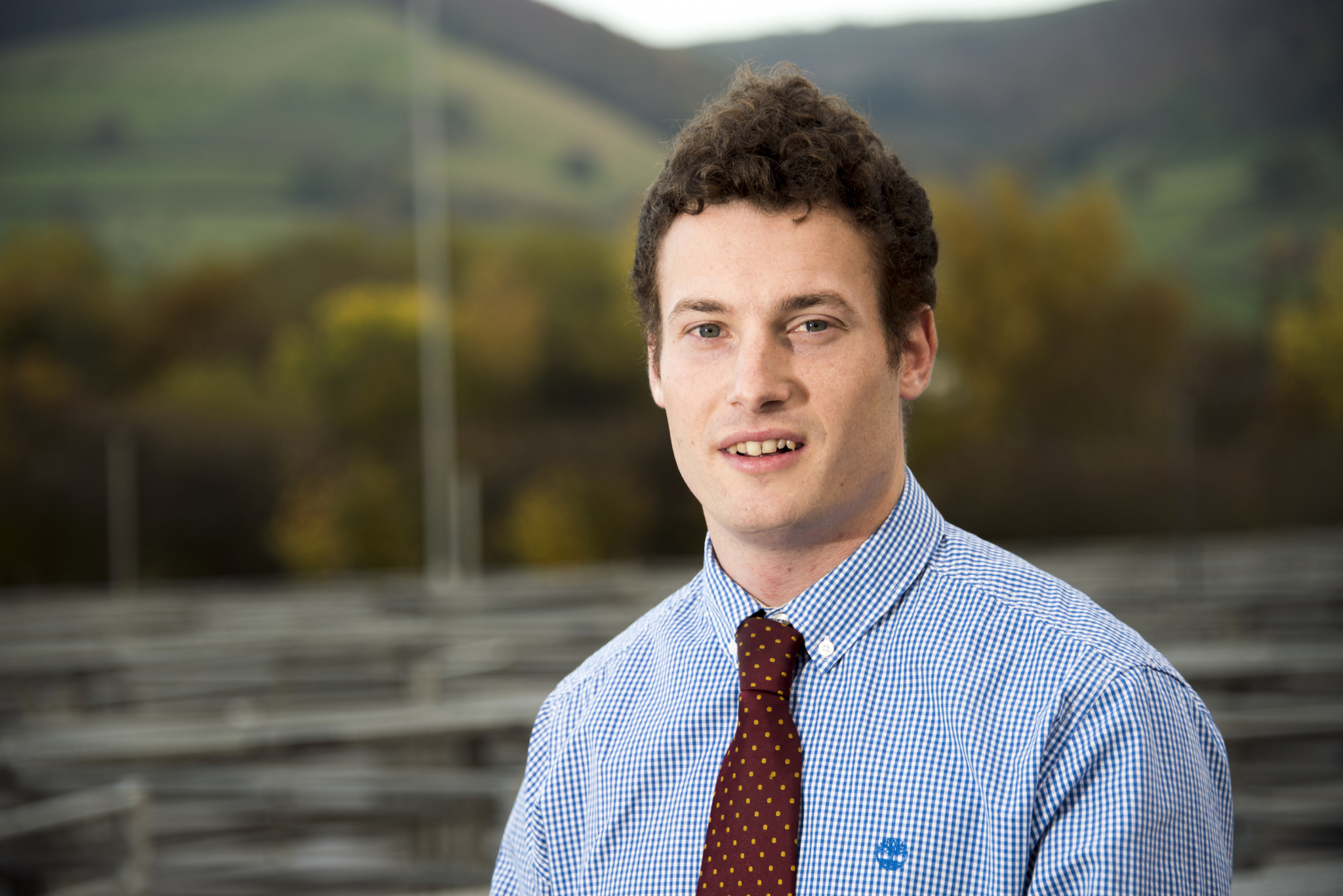 Young Powys surveyors' up for national UK awards