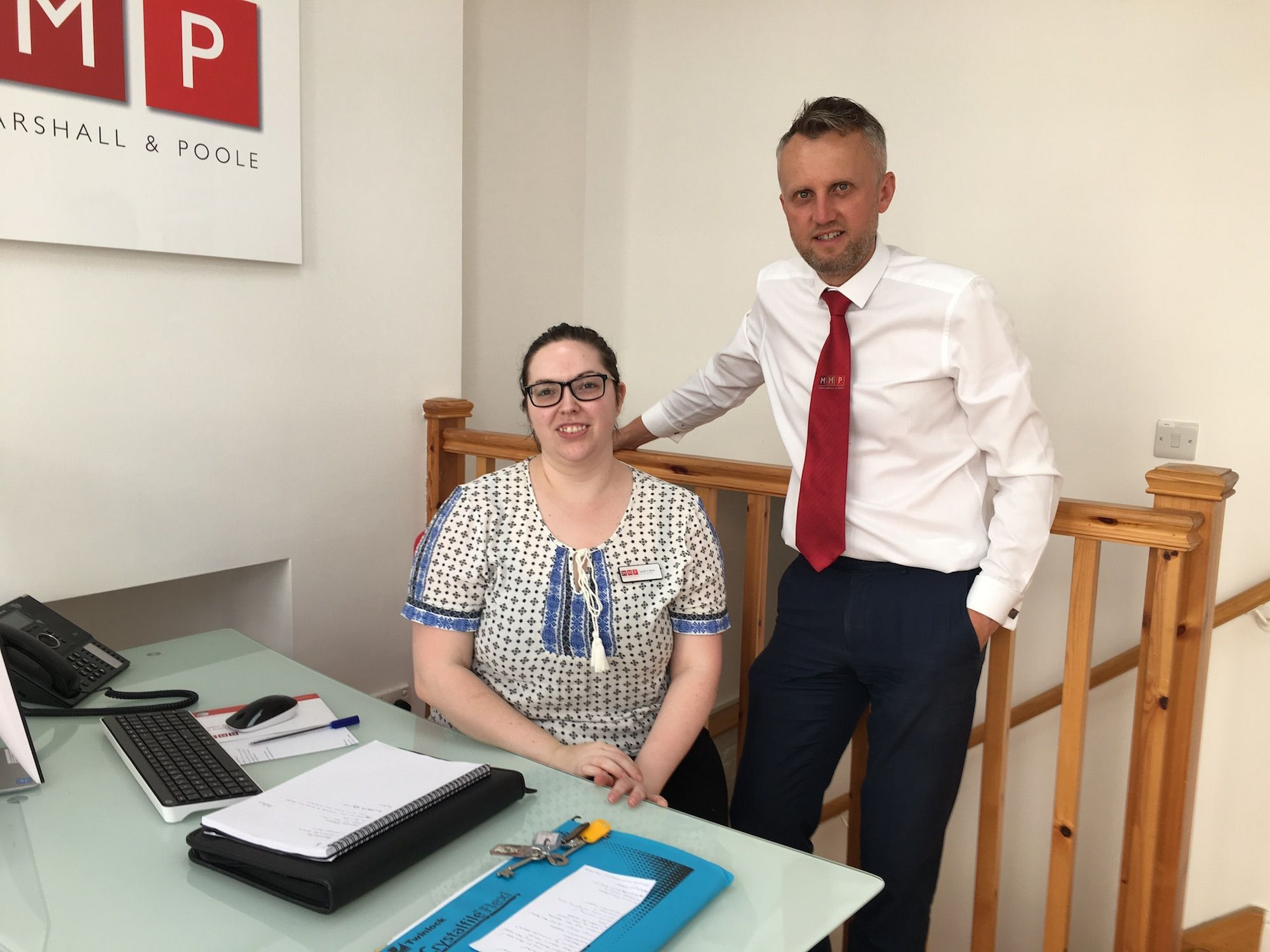 Leading estate agent continues growth with new Mid Wales office