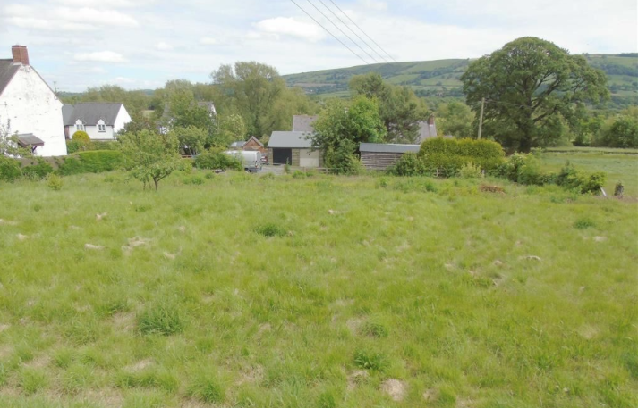 Opportunity to build a home next to the Shropshire Union Canal