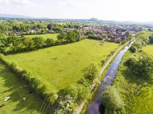 HOMES FOR SALE ON NEW DEVELOPMENT IN LLANYMYNECH, SHROPSHIRE