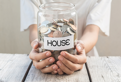 Saving Money for Your First Home