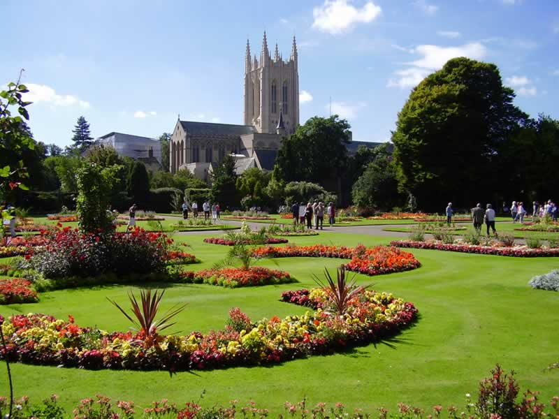 Guide to Bury St Edmunds