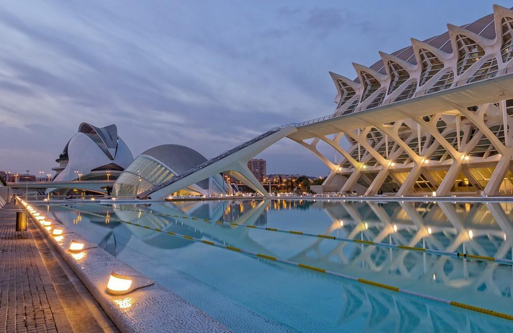 Valencia & Javea - Best of both city & coast together.