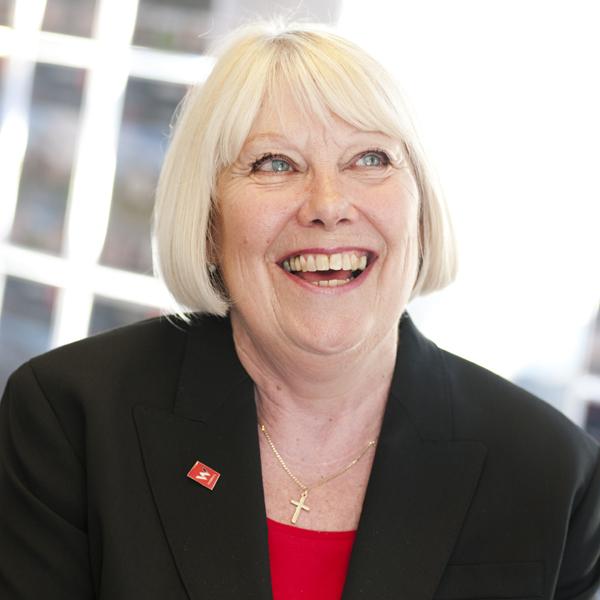 Patricia Crossley