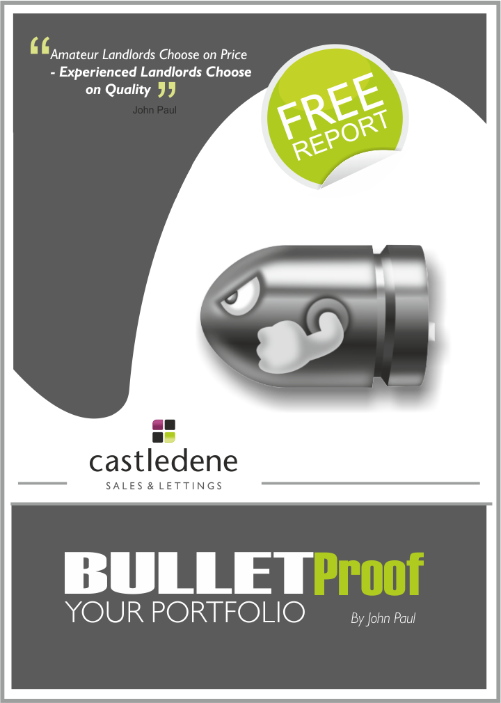 Bullet Proof Your Portfolio
