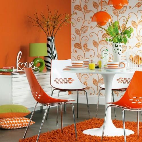 orange-dining-room-modern-ideal-home-500x500